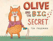 Olive and the Big Secret